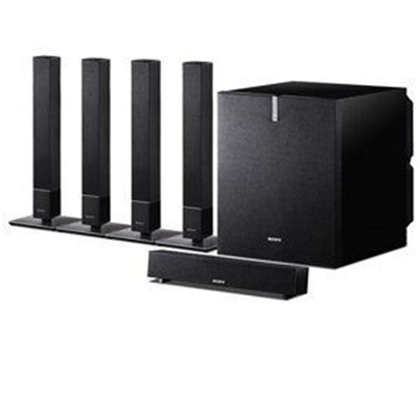 sony 5 1 channel 600 watt surround sound home theater