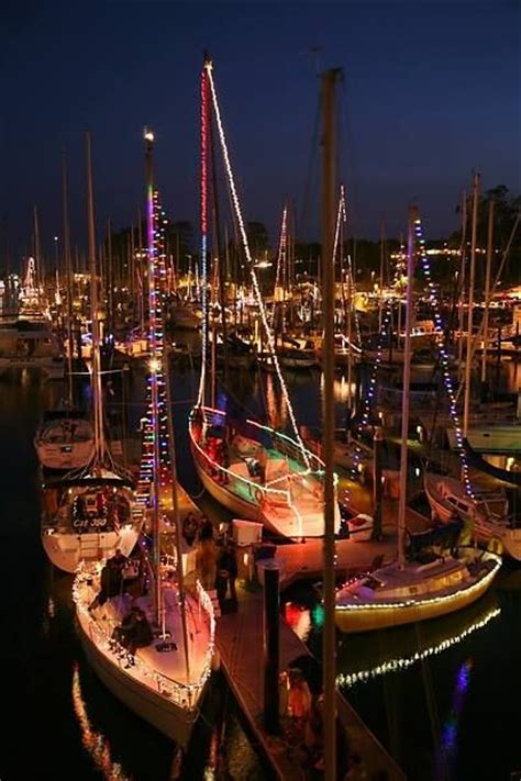 santa cruz lighted boat parade 2017 35 best best places to stay in southern california images
