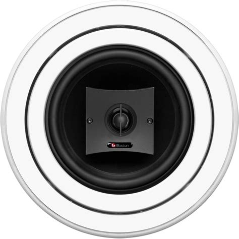Boston Acoustics Ceiling Speakers by Boston Acoustics Hsi 460 6 Quot 2 Way In Ceiling Hsi460 0xx00