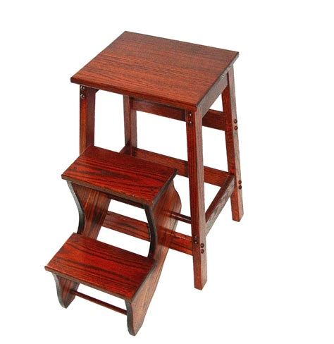 Steps Stool by Four Seasons Furnishings Amish Made Furniture Amish Made