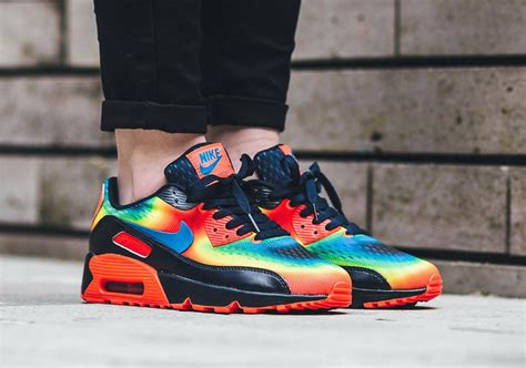 Air Max 90 New by Nike Air Max 90 Gs Quot Heat Map Quot Sneakernews