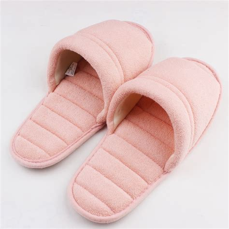slippers with soft bottoms 2016 towels cotton indoor slippers for home