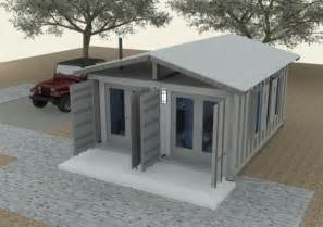 shipping container cabin concept part 3 tiny house design