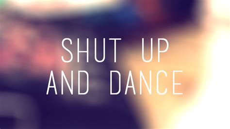 find the shut up and dance with me songs walk the moon shut up and dance live looping cover