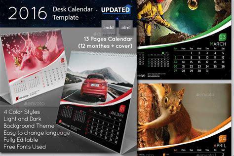 Diseno De Calendarios Dise 241 Os Originales De Calendarios Para 2016 Av0 Info