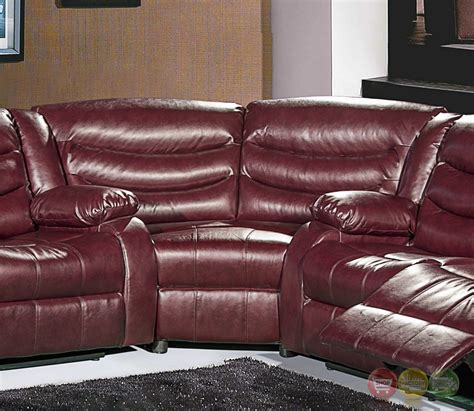 burgundy leather sectional 644burg burgundy leather sectional corner wedge