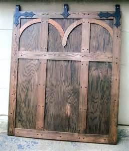 Unique Barn Doors Made Interior Barn Door By Rocky Mountain Wildlife Furniture Custommade