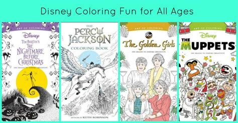 frenzy coloring book for all books of disney coloring books for all ages the