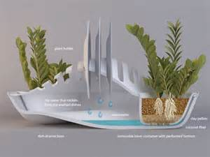 eco friendly dish rack and planter in one digsdigs