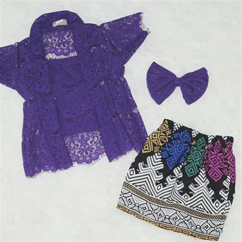Fashion Kebaya Pesta Kutu Baru Anak Perempuan Bayi Balita Baby jual kebaya anak usia 6 8 tahun khalila babyshop6