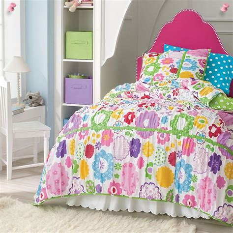 girls bedding 17 best images about flower power garden bedroom on