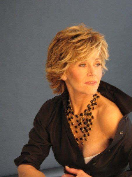 hairstyles not celebrities jane fonda looks lovely for her age but i m not as
