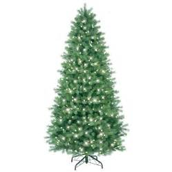 Ft colorado spruce pre lit artificial christmas tree with clear lights