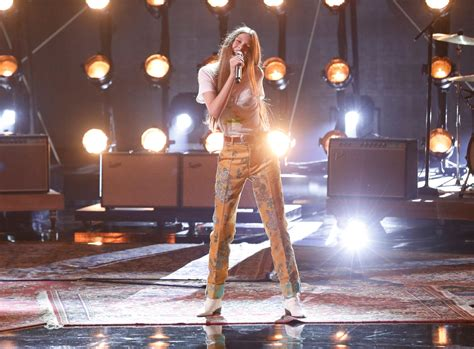 americas  talent courtney hadwin performs   struts peoplecom