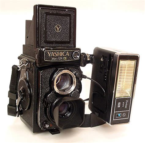 For Yashica Mat 124g by Yashica Mat 124g Experiences With The Popular Tlr