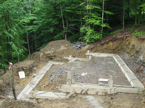 terrain en terrasse fondation terrasse terrain en pente zimerfrei