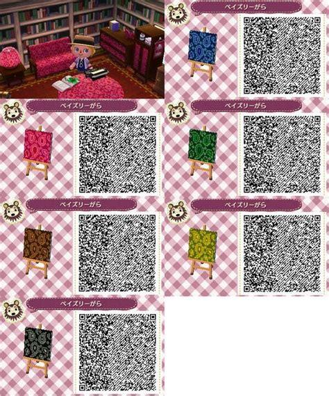 acnl pattern ideas acnl achhd qr code cool fabric designs acnl achhd qr