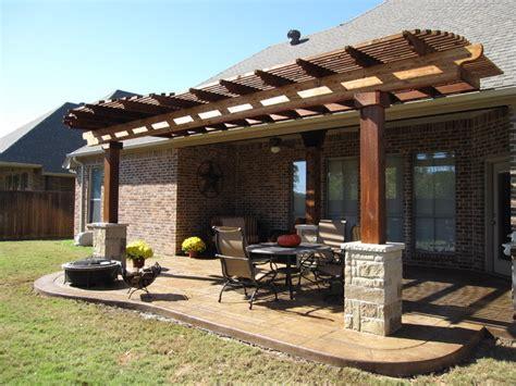 outdoor patio pergola pergola keller tx traditional patio dallas by