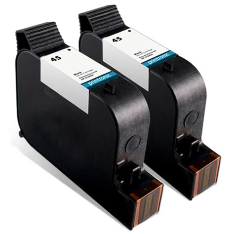 Cartridge Compatible Hp Q2621a compatible hp 45 51645a black ink cartridge 2 pack