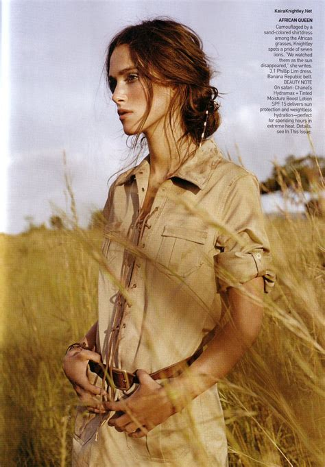 Keira Knightley In Vogue June 07 by June 2007 Keira Knightley Vogue Photo 80334 Fanpop