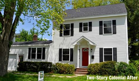 two story colonial turning a small ranch into a two story house hooked on