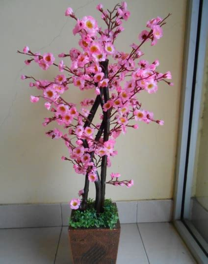 Macam Macam Bunga Plastik cara merangkai bunga plastik yang baik dan benar bunga