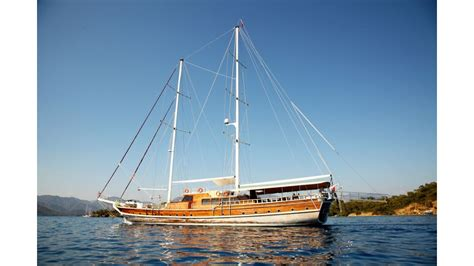Turkey 127 By Mega by 8 Cabins Mega Charter Gulet For Sale