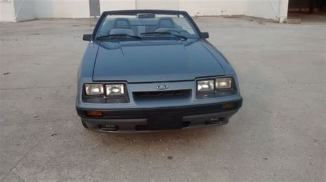 car owners manuals for sale 1985 ford mustang free book repair manuals ford mustang convertible 1985 gray for sale 1fabp27m1ff241926 1985 ford mustang gt convertible