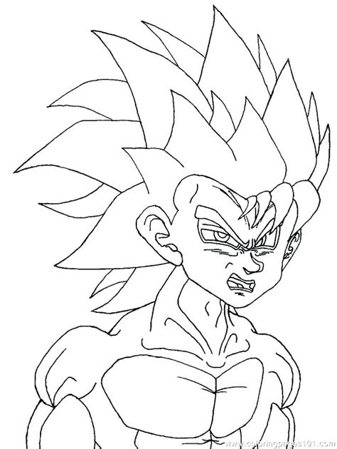 goku coloring pages games goku vs vegeta coloring pages games drudge report co