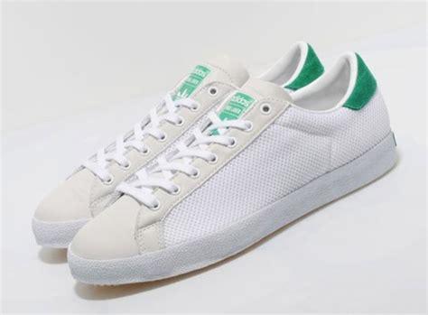 Adidas Rod Laver adidas originals rod laver vintage sneakernews