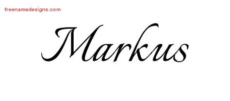 markus tattoo markus archives page 2 of 2 free name designs