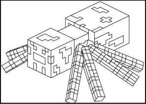 coloring pages of minecraft minecraft coloring