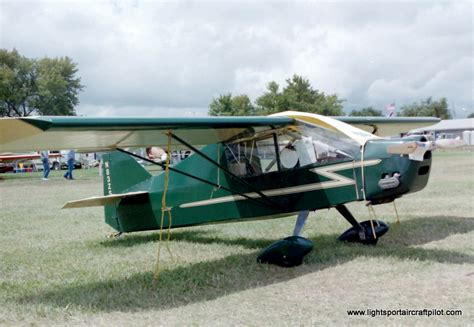 mainicapou homebuilt experimental aircraft