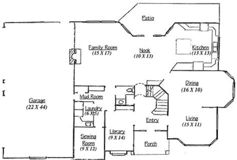 3500 sq ft house plans traditional style house plan 4 beds 2 5 baths 3500 sq ft