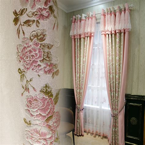 pink curtains for bedroom pink beautiful princess curtains for girls bedroom