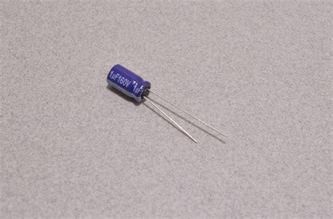 polarized capacitor backwards polarized capacitor backwards 28 images 100uf 25v capacitor bc robotics capacitors up at