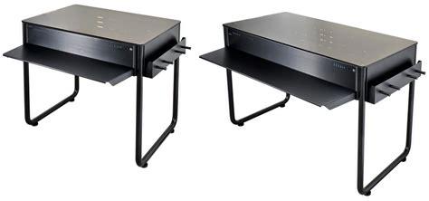 lian li computer desk lian li erweitert seine computer desk serie