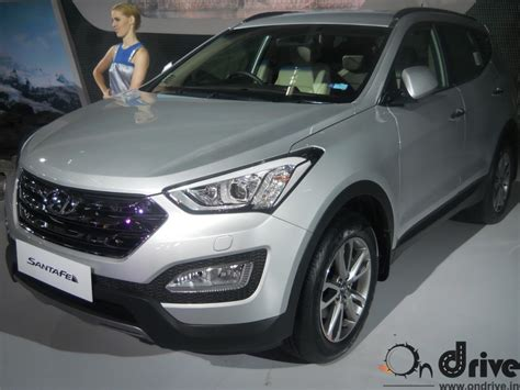 Hyundai Santa Fe Price In India by Hyundai Santa Fe Specification Price In India