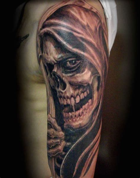 reaper tattoos for men grim reaper tattoos for ideas and inspiration for guys