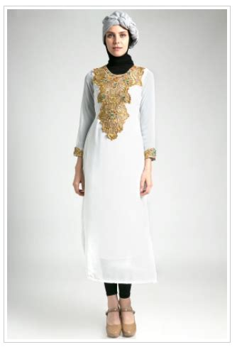Baju Bai 10 gambar trend baju muslim syahrini 2015