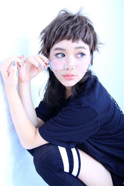 modern mullet hairstyles for women 209 best hair images on pinterest hair cut short hair