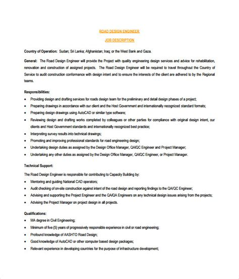 design engineer job description malaysia 21 job description templates free word pdf documents