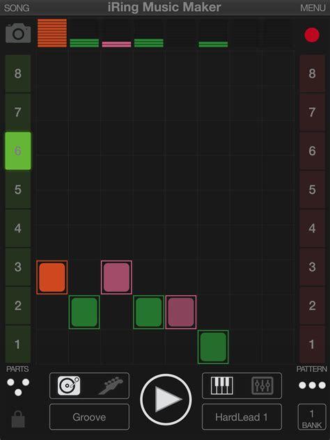 pattern music maker un anello per domarli tutti test ik multimedia iring