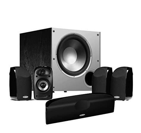 polk audio tl 1900 blackstone 5 1 channel home theater
