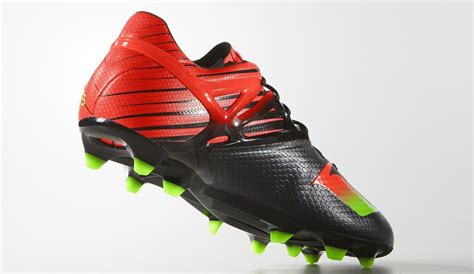 striking adidas messi 2015 2016 boots released footy