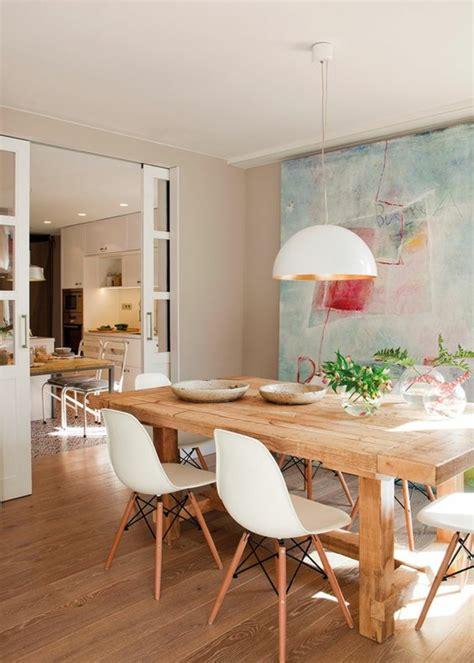 Mesas Redondas Para Cocina #7: Modernes-Esszimmer-einrichten-Einrichtungsbeispiele.jpg