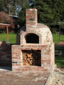 Backyard Brick Oven by Participantovens Woodfiredworkshops