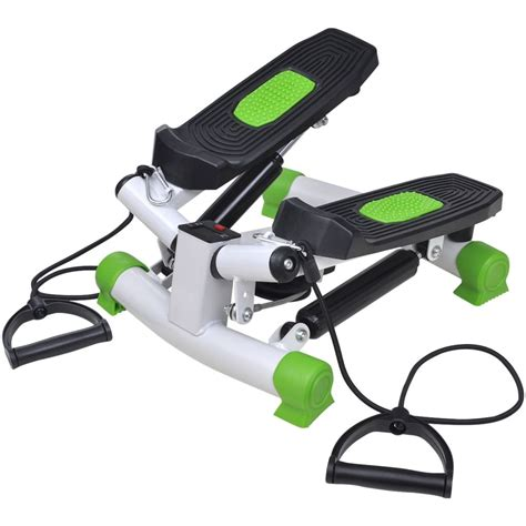 swing stepper vidaxl co uk swing stepper with resistance cords