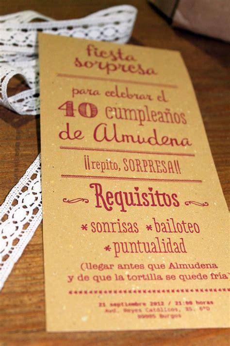 asado recipe card template almudena cumple 40 a 241 os y le preparan una sorpresa