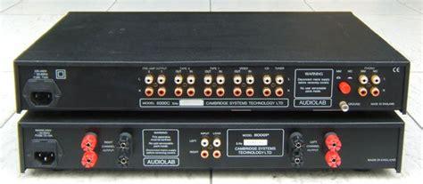 audiolab  black